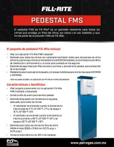 Fill-Rite Pedestal FMS