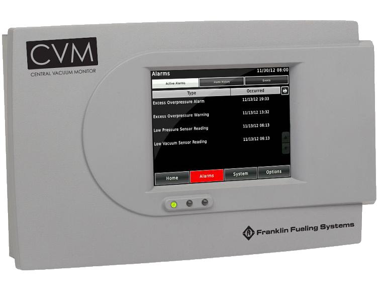 Monitor Centra de Vacío CVM