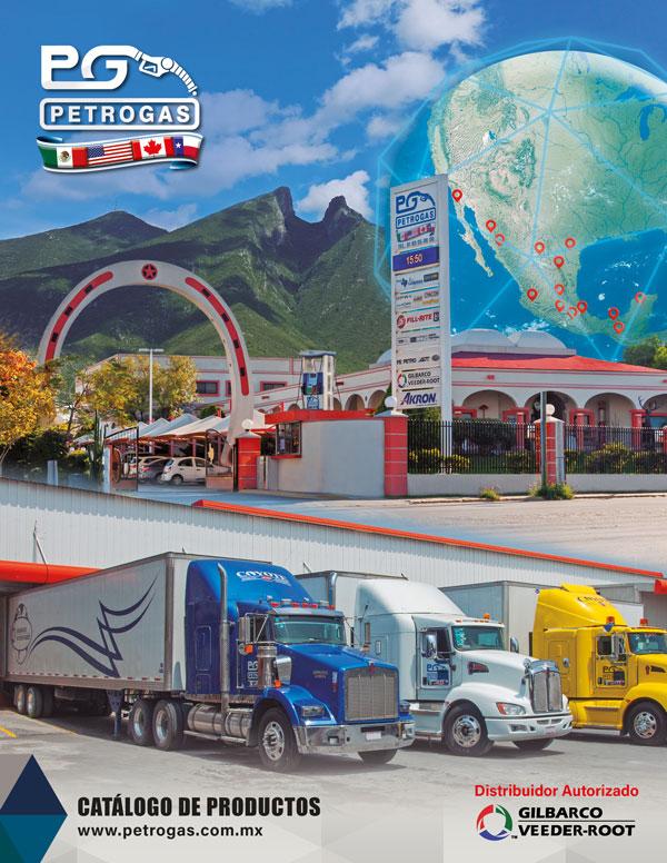 Petrogas Catálogo de Productos y Servicios