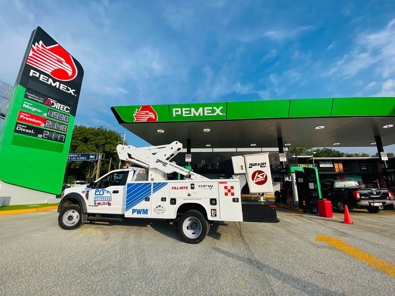 Gasolineras Imagen Pemex